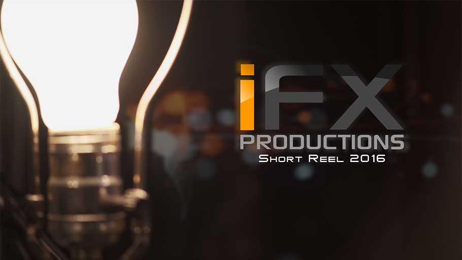 Master Demo Reel iFX Intro 2016